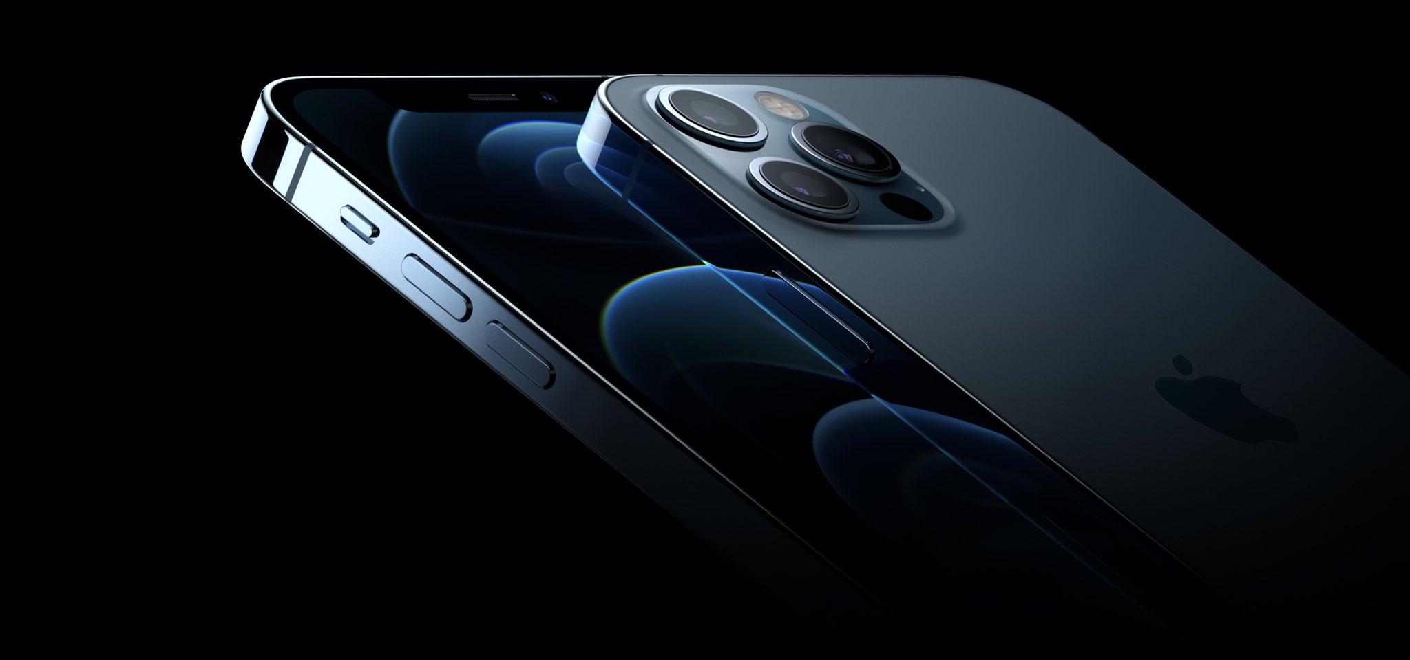 Изображение новости «Представлены iPhone 12 Pro и iPhone 12 Pro Max»