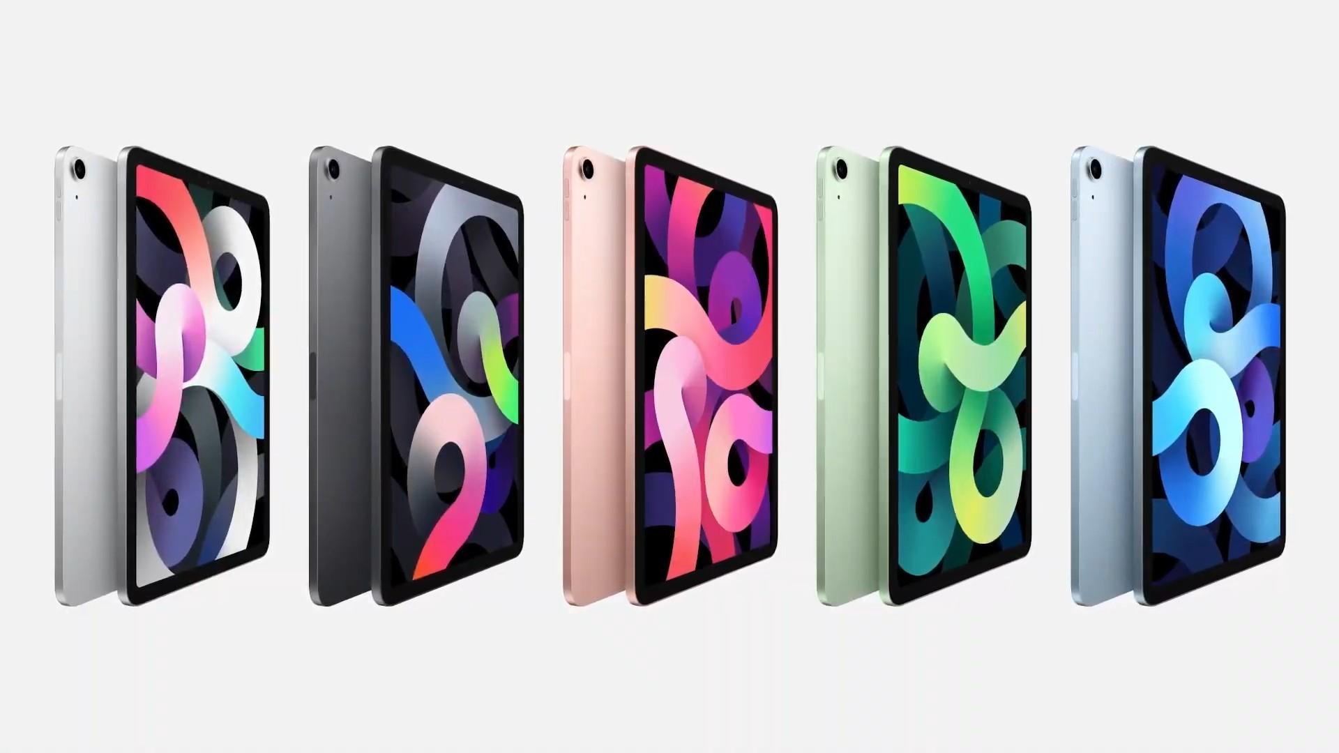 Изображение новости «Новый iPad Air»