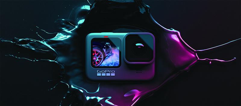 Изображение новости «GoPro представила новое поколение экшн-камер — GoPro Hero 9 Black»