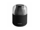 Превью-изображение №2 для товара «Беспроводная колонка с подсветкой Momax SPACE True Wireless 360 Black»