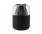 Превью-изображение №6 для товара «Беспроводная колонка с подсветкой Momax SPACE True Wireless 360 Black»