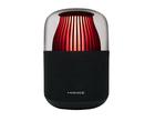 Превью-изображение №1 для товара «Беспроводная колонка с подсветкой Momax SPACE True Wireless 360 Black»
